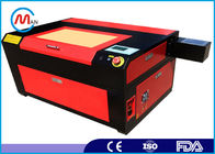 Portable Acrylic Wood Laser Engraving Equipment CO2 Laser Engraving Machine