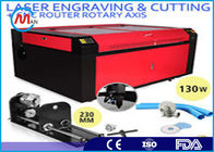 CE ISO Standard Wood Laser Engraving Machine 1390 100W DSP Control System