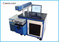 Water Cooling Wood Ceramics Plastic CO2 Laser Marking Machine With 60W 80W Laser Tube