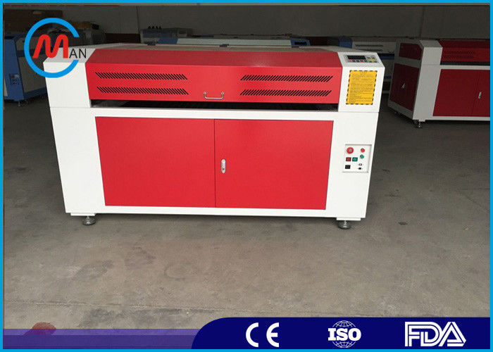 High Speed CNC Mini Laser Cutting Machine , Glass Laser Cutting Machine