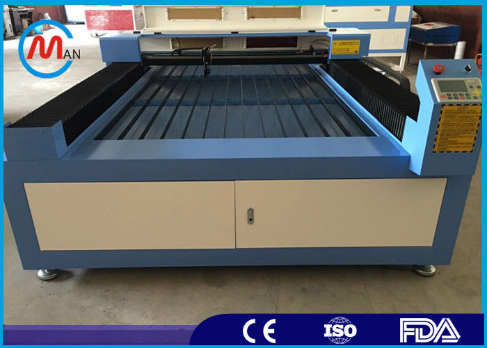 Small Desktop Co2 Laser Engraving And Cutting Machine For Wood 1600 x 1000 mm Cut Size