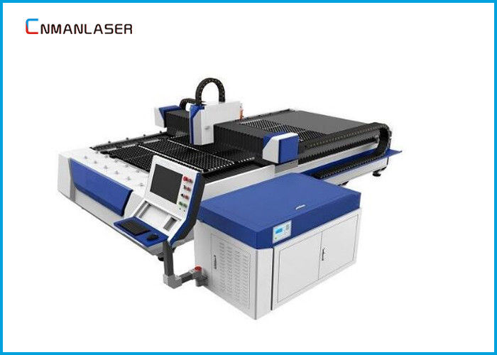 Laser High Precision Dual Drive Gear Rack Metal  Fiber Laser Cutting Machine