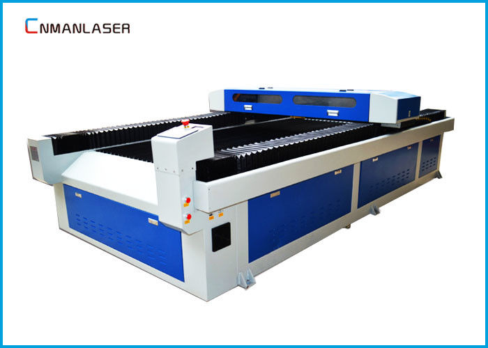 150w 260w Metal Non metal Mix CO2 Laser Cutting Machine 1300*2500mm