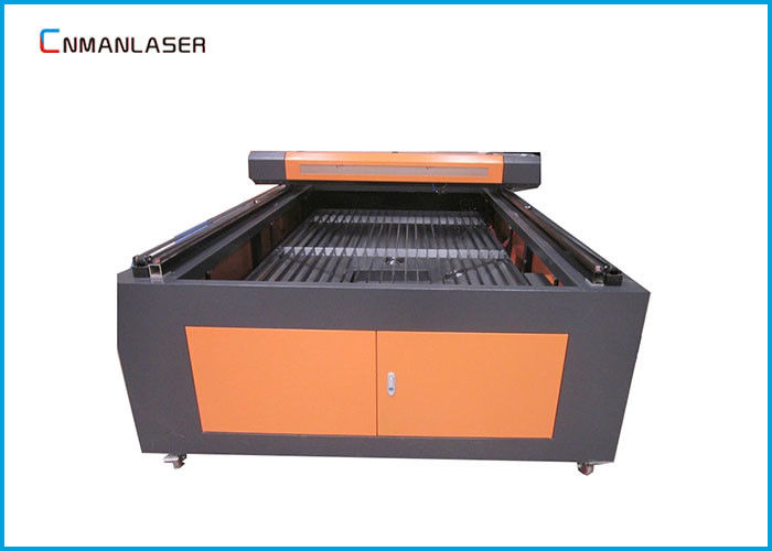 Large Scale Laser Cutting And Engraving Equipment 280w With Stepping Motor