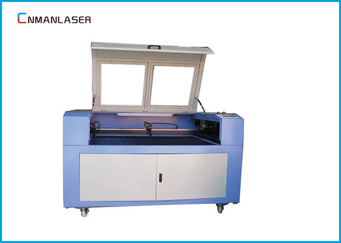 1610 Red Light Pointer 100w Laser Engraver Cutter Machine For Garments Nameplates
