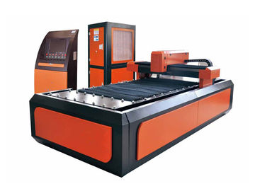 Chiny Compact Structure 380V 1000W Metal Fiber Laser Cutting Machine , Cnc Laser Cutter fabryka
