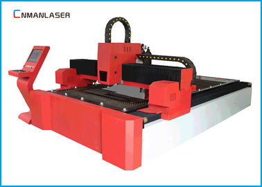 Chiny 3015 Protable 500w 1000w CNC Optical Fiber Laser Cutting Machine For Metal fabryka