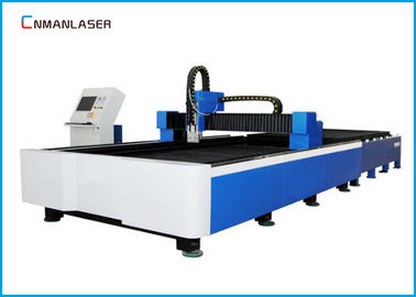 Chiny 1000w CNC Desktop Fiber Laser Cutter Machine For Metal Cypcut Software fabryka