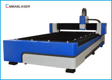 Chiny 1530 1000W Cypcut Controller Fiber Laser Cutting Machine For Aluminum Steel Metal Plate fabryka